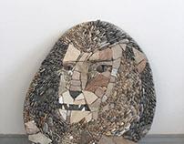 """R-R-R"" Mosaic"