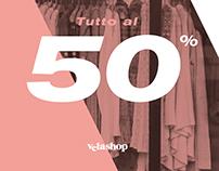 Vela Shop 50%