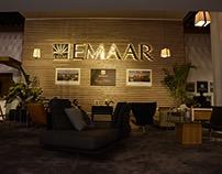 EMAAR booth Cityscape 2016
