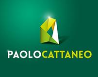 Paolo Cattaneo quantity surveyor's Logo