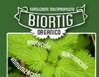 Etiqueta de Fertilizante