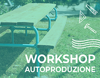 Workshop di autoproduzione // Big Table DIY
