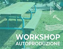 Workshop di autoproduzione // Big Table DIY