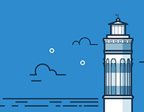 Anapa's lighthouse