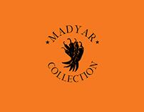 Административный интерфейс MADYAR COLLECTION