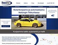 Tonifix Web Design