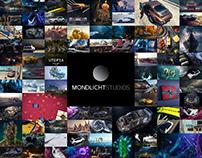 Mondlicht Studios Reel - 2021
