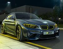 FULL CGI , BMW M2