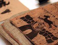 Celebrate Craft - Woodblock Print