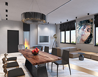 Apartment design and visualization
