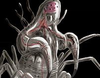 Electro Ameba Crawler