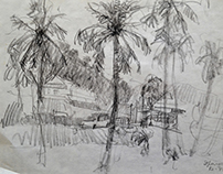 Thai sketches