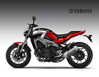YAMAHA FZX 900 CONCEPT