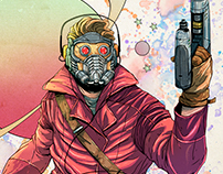 Star-Lord - Commission