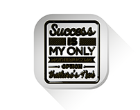 Success is My Only ** Option
