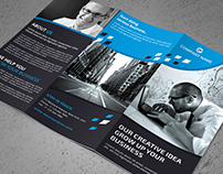 Corporate Try-fold Brochure