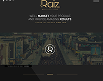 Raiz Marketing Group | Website