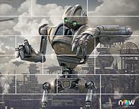 Now Tv Robot