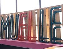 El Muelle Bazar - 3DCraftLetters ( Durango, Mexico )
