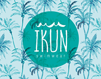 Ikun Men Swimwear