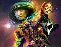 Marvel aVANGers!