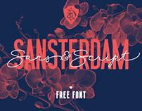 SANSTERDAM FONT FAMILY