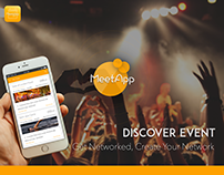 MeetApp - Event Ticketing Platform