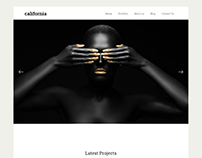 California - Premium Creative Multi-Purpose WordPress T