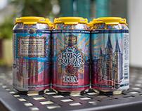 Holy Roller - Beer Can Design