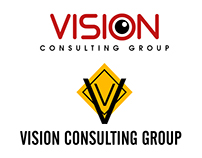 Vision Consulting Group logo studies
