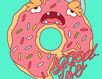 Donut Life