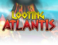 Looting Atlantis Board Game