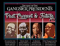 DICK-tators of africa Editorial blog ullustration