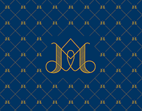 A-M-L Monogram