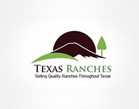 Texas Ranches | Logo Design