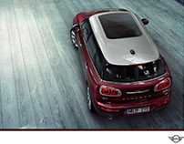 The New Mini Clubman Launch