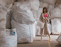 Sustainable fashion for Pink Magazine