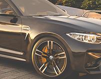 BMW M3 CGI