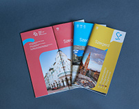 Szeged Touristic brochures