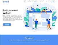 Garonz website