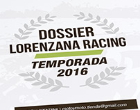 Dossier Lorenzana Racing