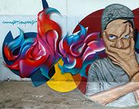 GRAFFITI ILLUSION