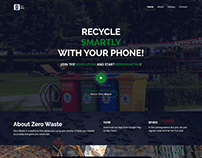 Zero Waste - Website