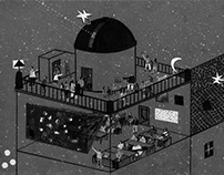 The Observatory @Zg // illustration