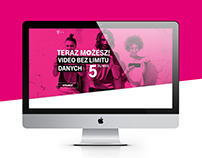T-Mobile Supernet Video