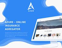 Azure | Online Insurance Agregator