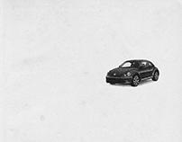 "New Beetle ""Think Bug"" Ad"