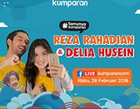 poster #Tamunyakumparan - cast Film Benyamin BiangKerok