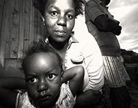 Coalface of township life in Africa