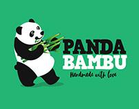 Panda Mascot Logo Design